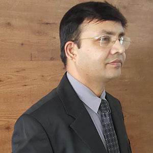 Mr. Neeraj Kumar Singh