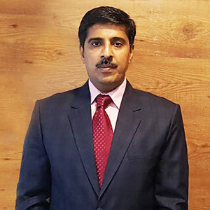 Mr. Raghuveer Sinh Solanki