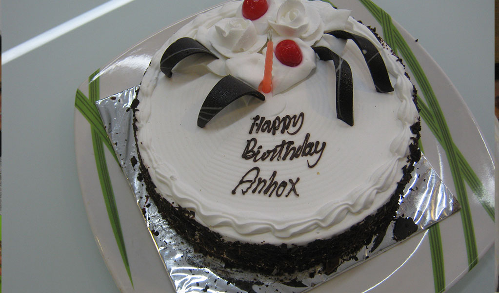 Anhox founder day Celebration on 1st Sep 2014 at HO Ahmedabad